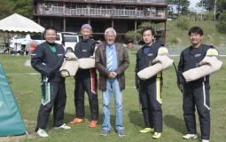 「2015年(第72回)日本訓練ジーガー競技会」の 成績をアップしました。
